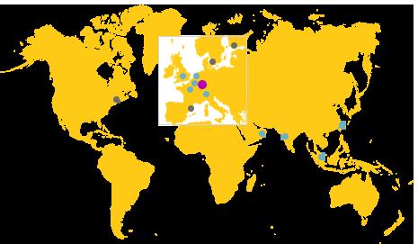 EM-Technik weltweit