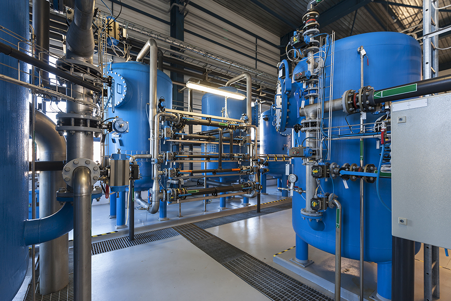 High media resistance and reliability in many dosing and filling systems