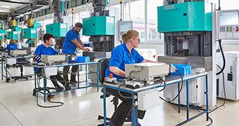 Investimenti nella nostra sede di produzione