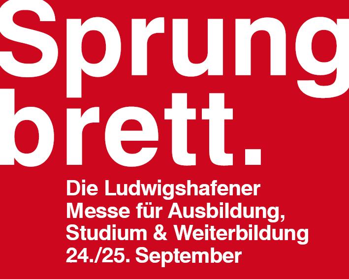 """Ausbildungsmesse """"Sprungbrett"""" in Ludwigshafen"""
