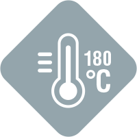 Adatto alle alte temperature